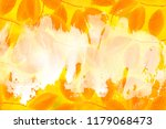 yellow autumn leaves on a... | Shutterstock . vector #1179068473