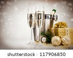 celebration theme with... | Shutterstock . vector #117906850