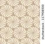 seamless wallpaper pattern | Shutterstock .eps vector #117908500