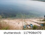 black sea coast | Shutterstock . vector #1179086470