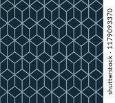 seamless geometry graphics   Shutterstock .eps vector #1179093370