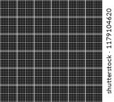 white graph grid on black ... | Shutterstock .eps vector #1179104620