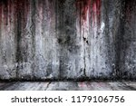 bloody background scary old... | Shutterstock . vector #1179106756