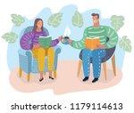 vector cartoon illustationn of... | Shutterstock .eps vector #1179114613