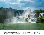Bangioc   Detian Waterfall Is...