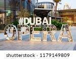dubai  uae   may 18  2018 ... | Shutterstock . vector #1179149809