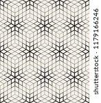 vector seamless pattern. modern ... | Shutterstock .eps vector #1179166246