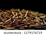 wooden match. matches for... | Shutterstock . vector #1179176719
