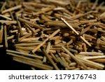 wooden match. matches for... | Shutterstock . vector #1179176743