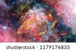 cosmic art  science fiction... | Shutterstock . vector #1179176833