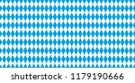 bavaria flag background blue... | Shutterstock .eps vector #1179190666