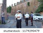 rome  italy   september 3  2018 ... | Shutterstock . vector #1179290479