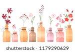 small vintage decorative...   Shutterstock .eps vector #1179290629