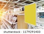 mock up blank banner for... | Shutterstock . vector #1179291403