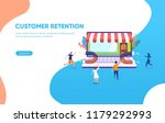customer retention vector...