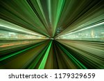 motion blur from yurikamome... | Shutterstock . vector #1179329659