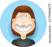 a cartoon illustration of a... | Shutterstock .eps vector #1179344479