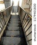 people overpass bridge     Shutterstock . vector #1179401830