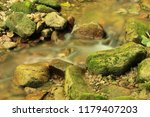 all saints waterfall  black... | Shutterstock . vector #1179407203