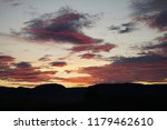 mountains in the sunset  | Shutterstock . vector #1179462610