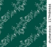 seamless pattern with vintage...   Shutterstock .eps vector #1179484666