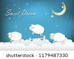 Sweet Drean Text With Sheep...