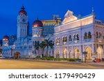 kuala lumpur  malaysia   july...   Shutterstock . vector #1179490429