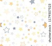 seamless vector repetitive... | Shutterstock .eps vector #1179507523