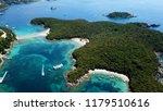 aerial drone bird's eye view... | Shutterstock . vector #1179510616