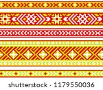 set of ribbons with baltic... | Shutterstock .eps vector #1179550036