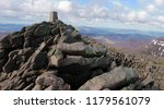mount keen summit. angus ... | Shutterstock . vector #1179561079