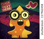 monster | Shutterstock .eps vector #117962458