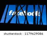 moscow  russia   september 14 ... | Shutterstock . vector #1179629086