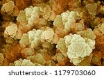 luxurious colorful autumn... | Shutterstock . vector #1179703060