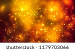 luxurious colorful autumn... | Shutterstock . vector #1179703066