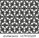 abstract seamless geometries... | Shutterstock .eps vector #1179721639