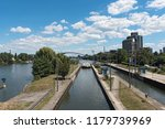 offenbach am main  germany june ... | Shutterstock . vector #1179739969