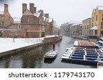 cambridge  uk    10 december... | Shutterstock . vector #1179743170