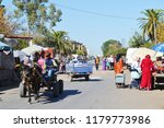 el ksar el kebir  morocco  ...   Shutterstock . vector #1179773986
