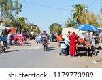 el ksar el kebir  morocco  ...   Shutterstock . vector #1179773989