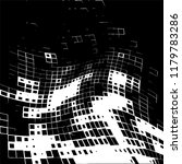 abstract black and white...   Shutterstock .eps vector #1179783286