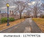 central park  new york city in... | Shutterstock . vector #1179799726