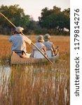 okavango delta. botswana. 05.27.... | Shutterstock . vector #1179814276