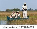 okavango delta. botswana. 05.27....   Shutterstock . vector #1179814279