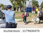 tovarnik  croatia   september...   Shutterstock . vector #1179830470