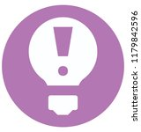 idea attention  two colors...   Shutterstock .eps vector #1179842596