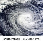 hurricane  natural disaster... | Shutterstock . vector #1179864196