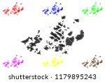 franz josef land  archipelago... | Shutterstock .eps vector #1179895243