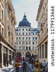 london  united kingdom   august ... | Shutterstock . vector #1179913666