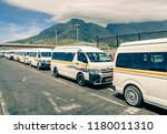 cape town  south africa ... | Shutterstock . vector #1180011310